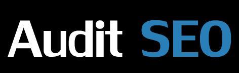 Faites appel à Audit SEO pour bénéficier d'un audit de site web de qualité