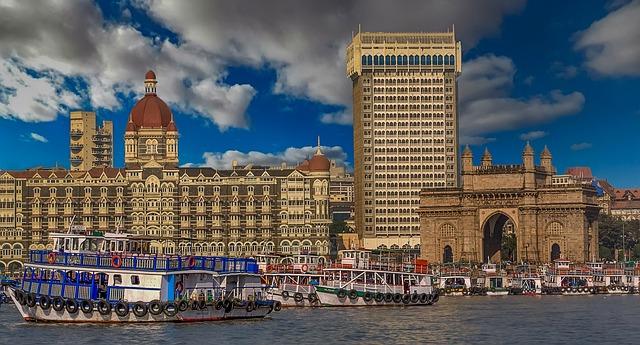 Escapade en Inde: Top3 des activités à faire dans la ville de Mumbai